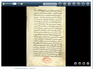 manuscrit byzantin