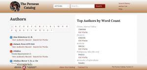 the-perseus-catalog